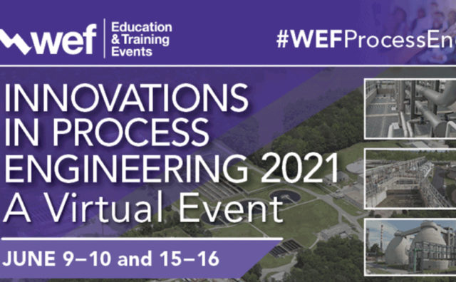 WEF Innovations In Process Conference 2021